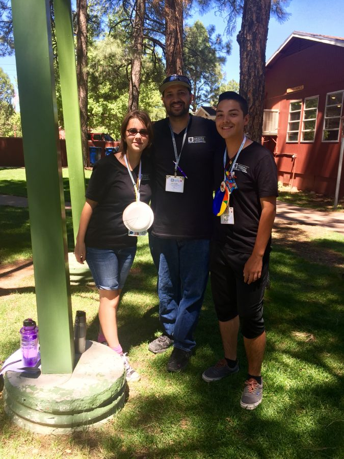 Agua Fria Students Represent State as Thespain Officers