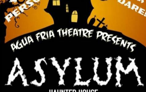 Come Enter The Asylum: Agua Fria Theatre Club's Haunted House Event (Oct. 19-20)