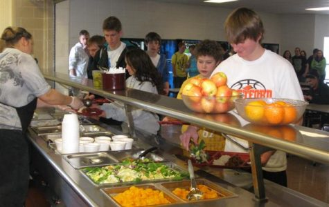 OPINION: Lunch Lines Still Too Long