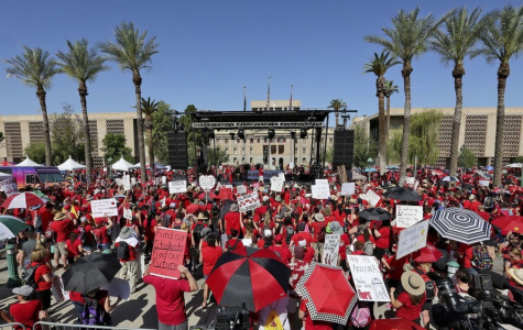 OPINION: #RedForEd Walkouts Show Power in Numbers