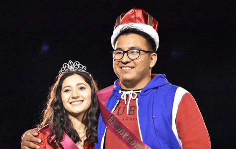 Homecoming Court Royalty: The Winners