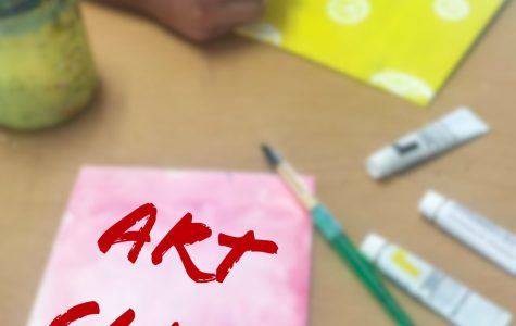 Art Club Offers AF Students a Creative Space