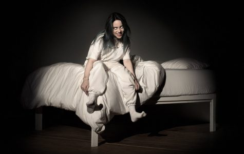 17-Year-Old Billie Eilish Takes Charts By Storm