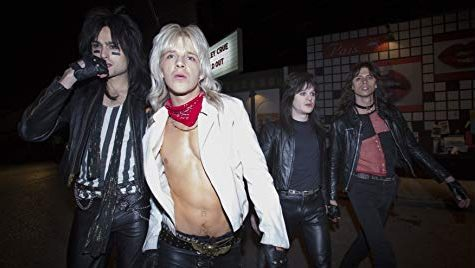 'The Dirt' Covers the Thrill-Seeking Career of Motley Crue