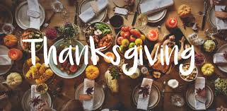 OPINION: Thanksgiving is the Best Holiday
