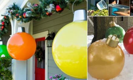 Gigantic Ornaments