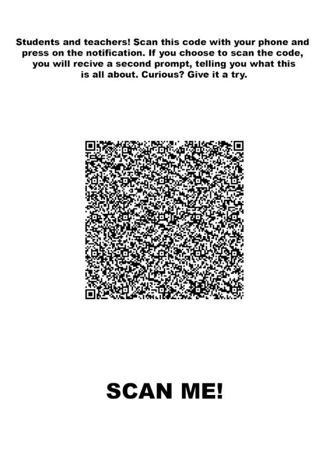 Scan Me! The Fun Mystery Game Across Campus