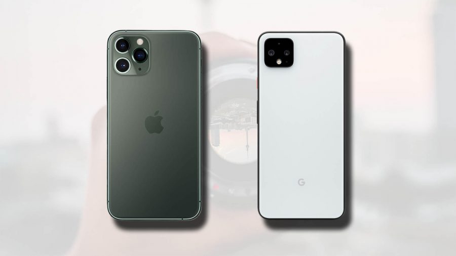 Google Squares Up to Apple's iPhone 11 Pro With Its VERY Similar Pixel Four