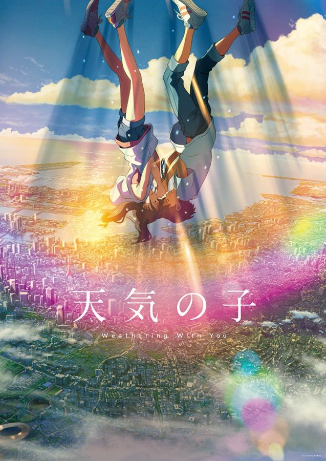 Weathering With You Rains In Theaters