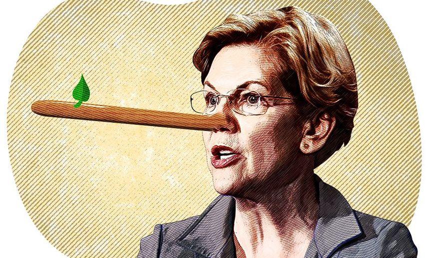 OPINION: Elizabeth Warren is a Manipulative Liar