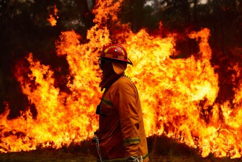 Australian Fires Continue to Rage