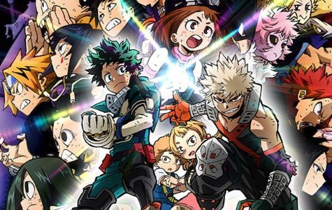 The Heroes Are Rising In My Hero Academias New Movie