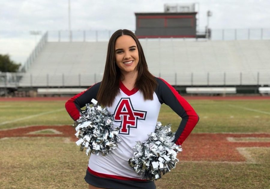 For Amiah Gabaldon, Dance and Cheer Are True Passions