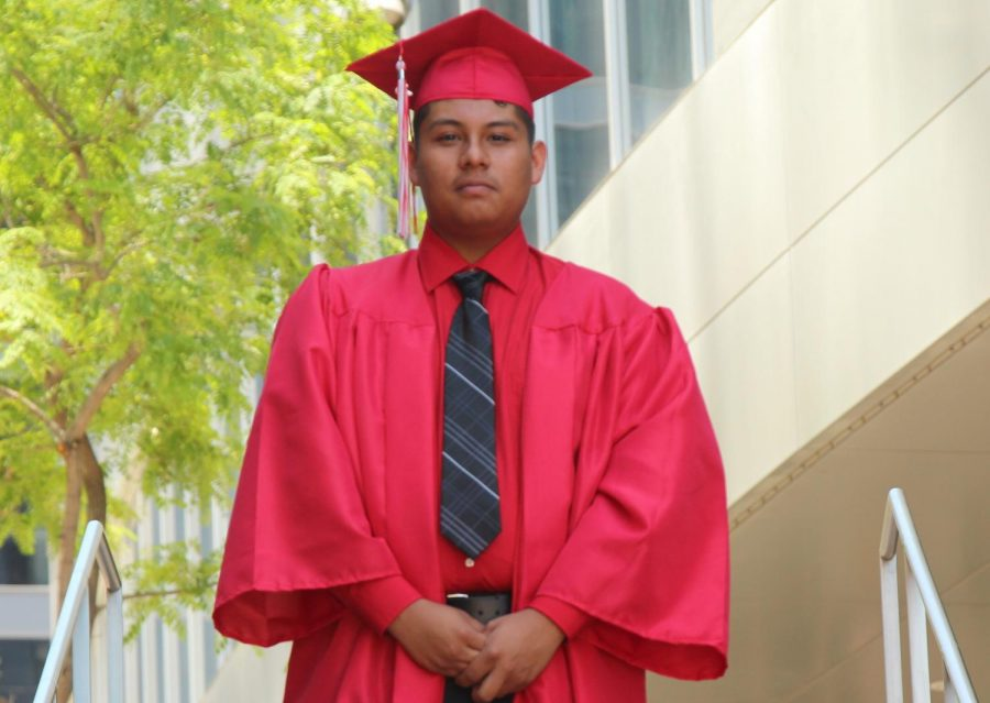 AFHS Friends and Family Helped Orbil Reyes Persevere