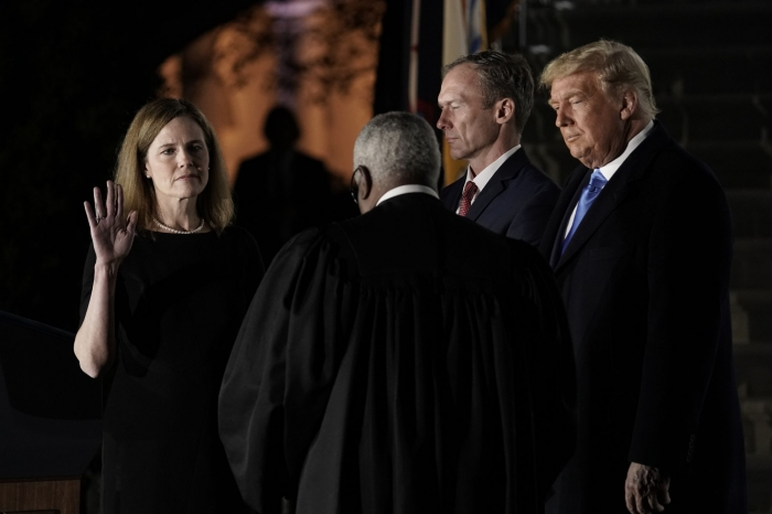 Why Amy Coney Barrett Is The Most Important Women In America Right Now